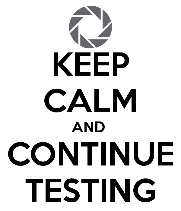 technology testing and how to make things more complicated than